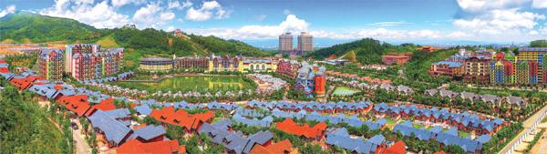 河源加快都市经济发展 打造独具特色都市经济圈