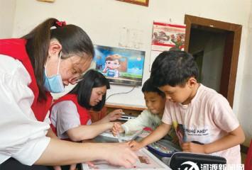 南方报业传媒集团携手碧桂园开展志愿服务活动 情暖贫困村,让爱润民心