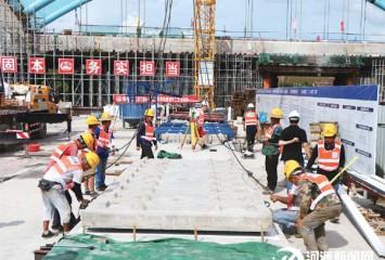 赣深铁路广东段 项目建设又获新进展
