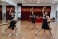 我市649名考生参加国标舞考级