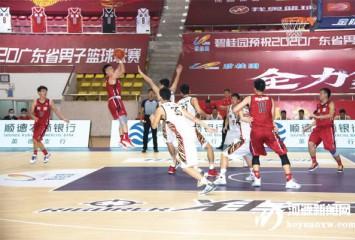 2020广东省男子篮球联赛圆满收官 河源队蝉联联赛亚军