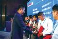 第八届中国手机设计大赛天鹅奖颁奖礼在我市举行