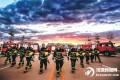 奋战在人民群众最需要的地方 河源市消防救援支队奋力开创消防工作新局面